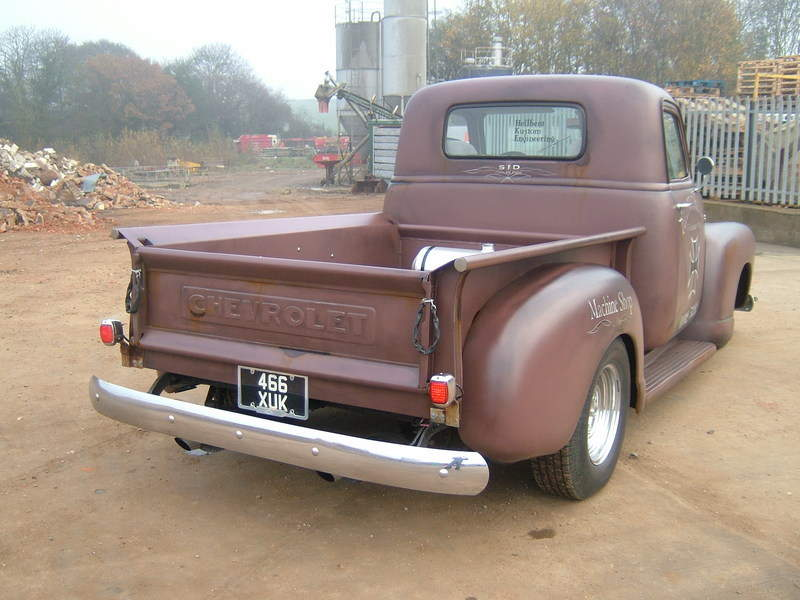 Hellbent Chevy 1949 60
