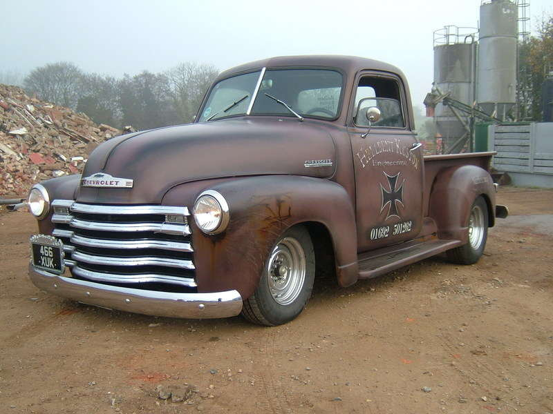 Hellbent Chevy 1949 62