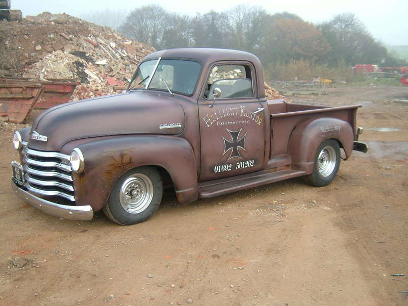 Hellbent Chevy 1949 61