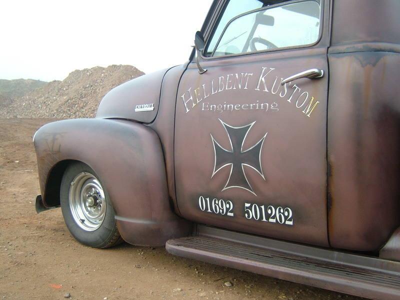 Hellbent Chevy 1949 63