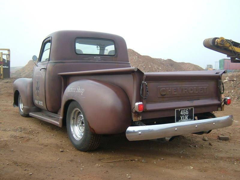 Hellbent Chevy 1949 64