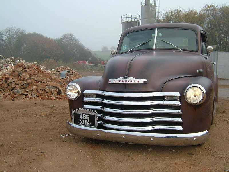 Hellbent Chevy 1949 66