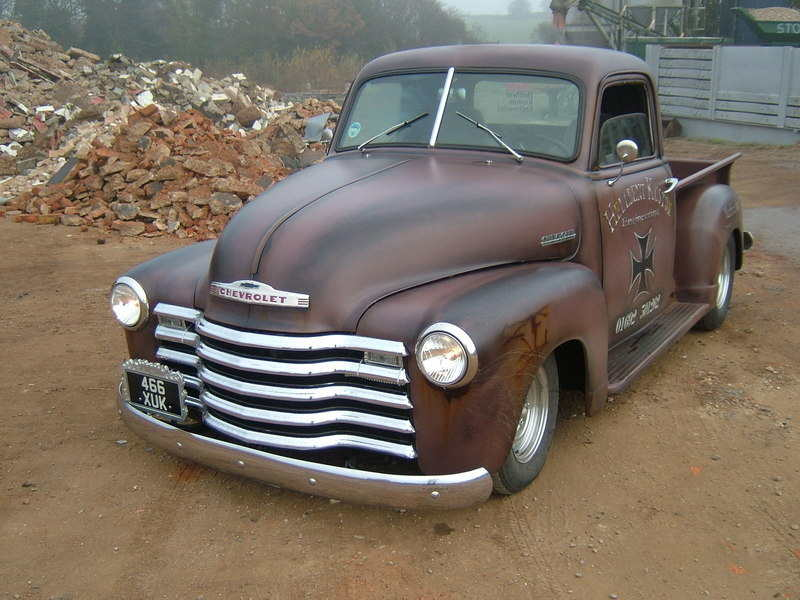 Hellbent Chevy 1949 67