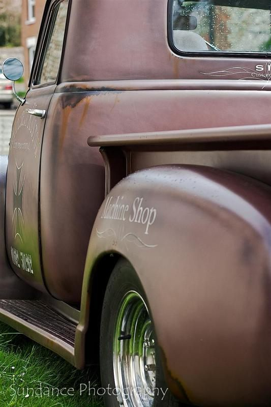 Hellbent 1949 Chevy 11