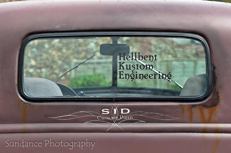 Hellbent 1949 Chevy 13