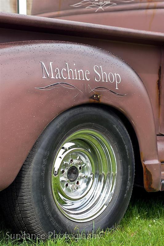 Hellbent 1949 Chevy 2