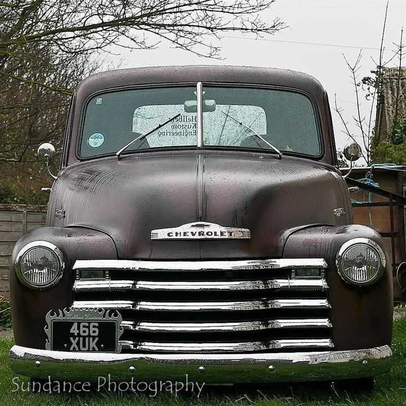 Hellbent 1949 Chevy 4