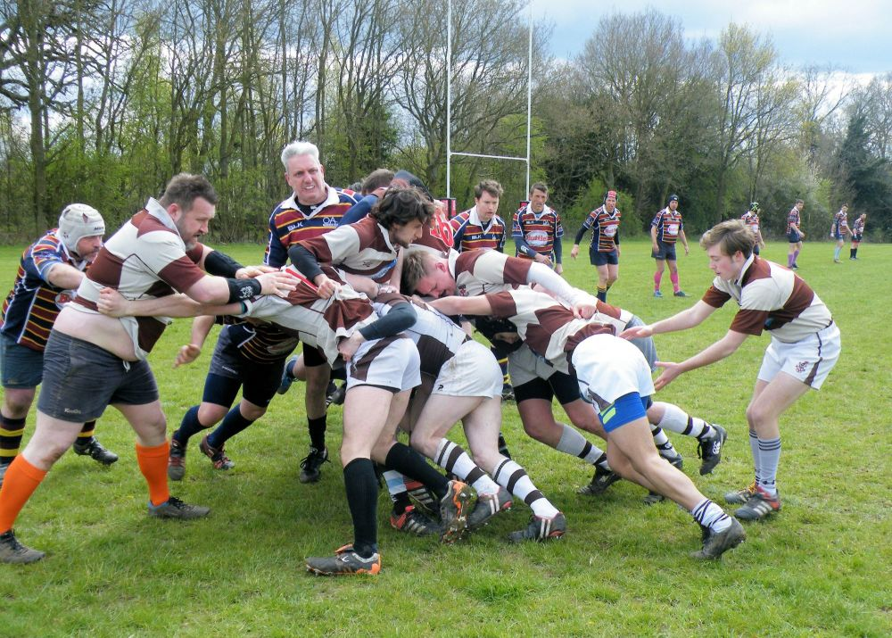 O.Millhillians Ruck Ball