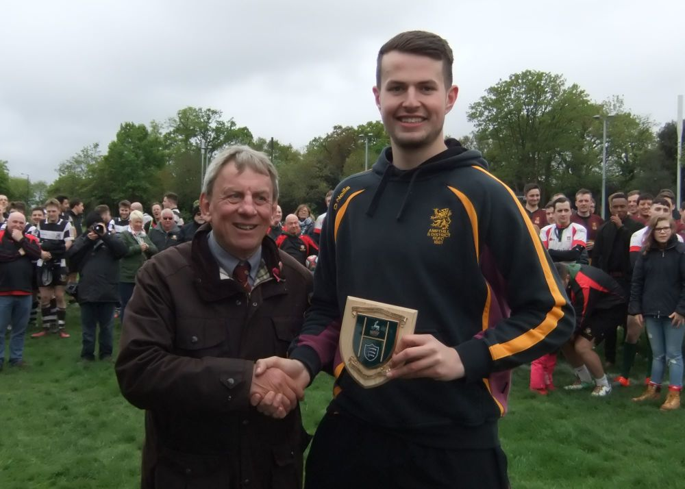Ampthill Collecting Trophy 2018