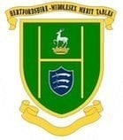 Hertfordshire/Middlesex Rugby Merit Tables, site logo.