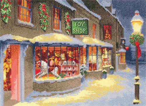 Christmas Toy Shop - John Clayton