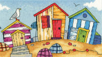 Beach Huts - Heritage Crafts