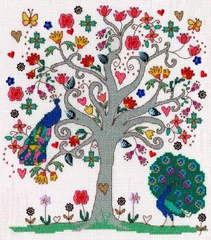 Love Summer Cross Stitch - Bothy Threads