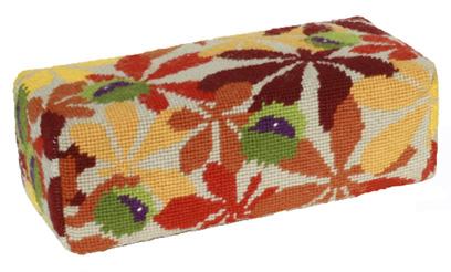 Conkers Tapestry Doorstop Kit - Ecru