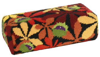 Black Conkers Tapestry Doorstop Kit