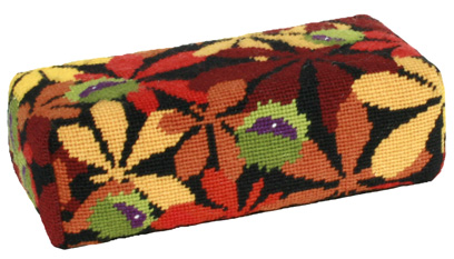 Conkers Tapestry Doorstop Kit - Black