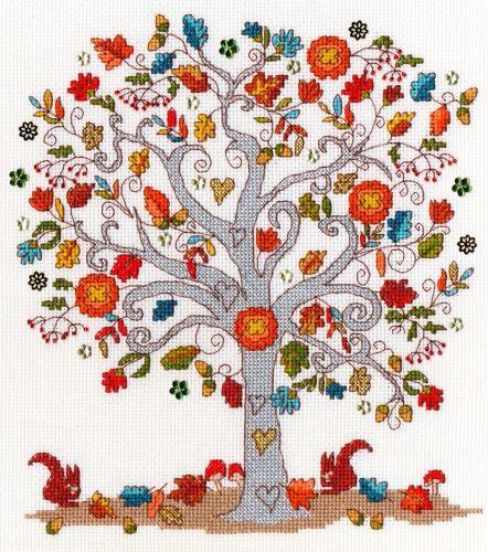 Love Autumn - Bothy Threads