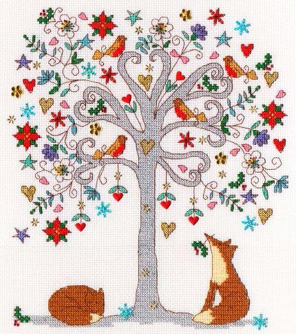 Bothy Threads - Love Winter