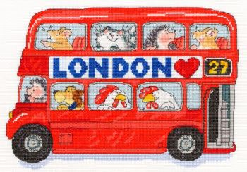 London Bus - Margaret Sherry