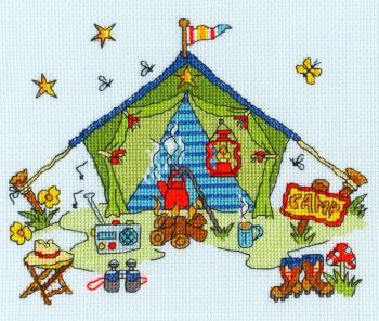 Sew Dinky Tent - Bothy Threads