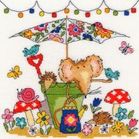 Garden Mouse - Bothy Threads