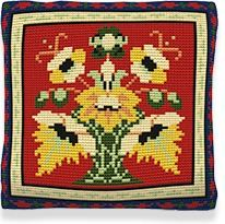Kenya - Cross Stitch Kit (printed canvas)