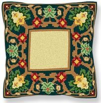 Toulons - Cross Stitch Kit (printed canvas)