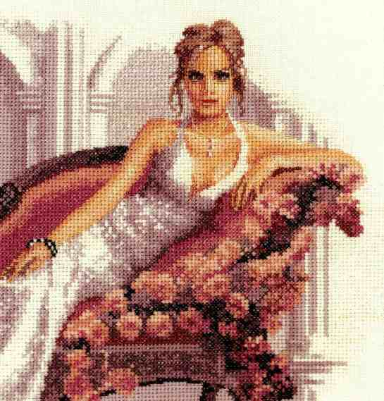 Abbi - Elegance Cross Stitch
