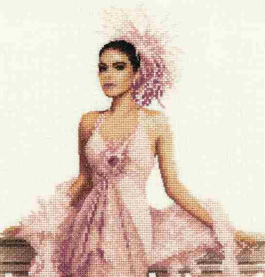Gabriella Elegance Cross Stitch