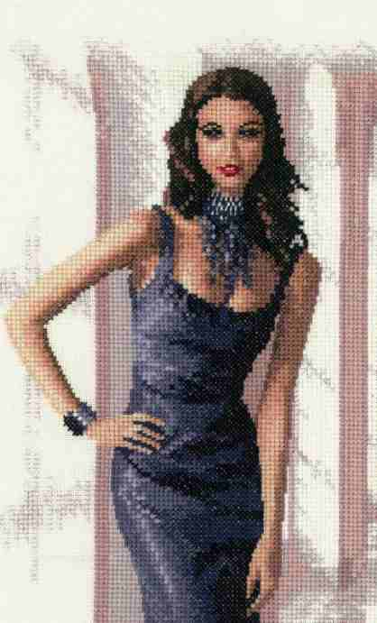 Isabella Elegance Cross Stitch