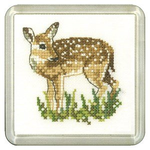 Fawn Coaster Kit - Heritage Crafts