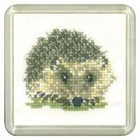 Hedgehog Coaster Kit