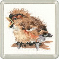 Sparrow Coaster Kit - Heritage Crafts