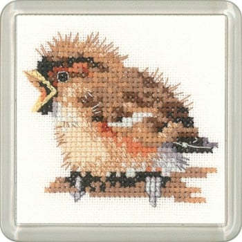 Sparrow Coaster Kit - Heritage Crafts