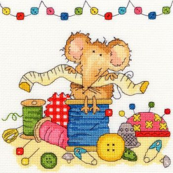 Sewing Mouse - Bothy Threads
