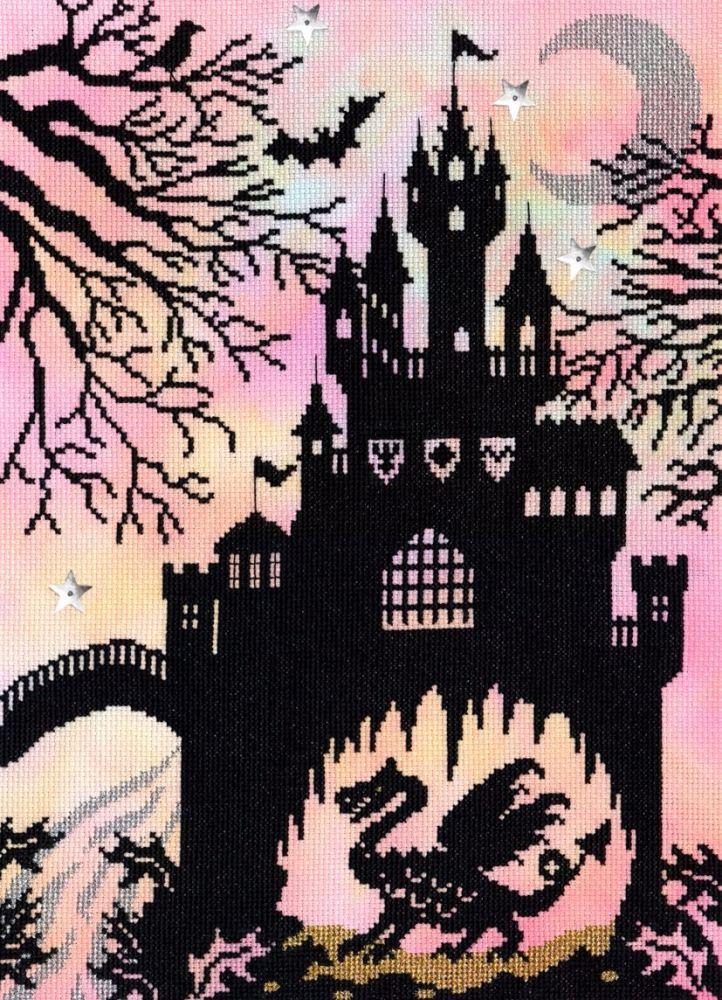 Dragon Castle - Fairytale Series