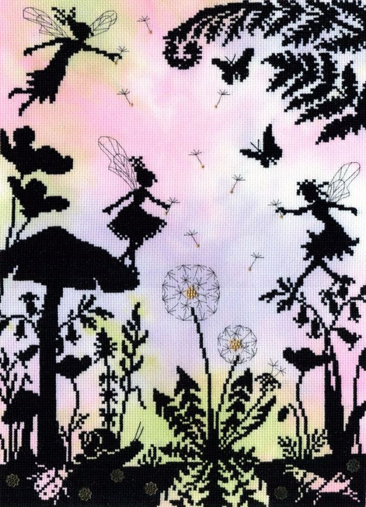 Fairy Glade - Enchanted Series