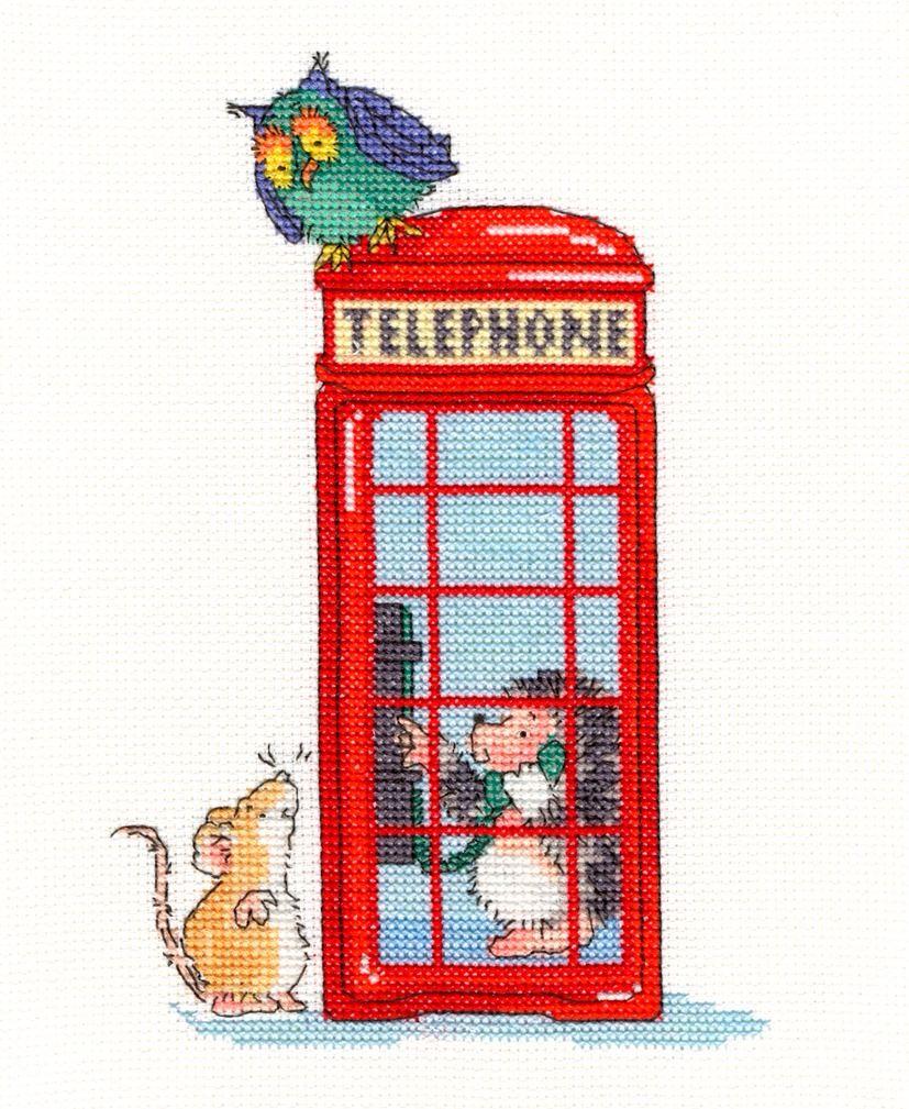 London Calling - Margaret Sherry