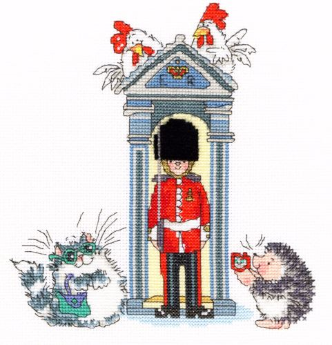 London on Parade - Margaret Sherry