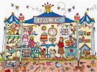 Bakery - Bothy Threads Cut Thru'