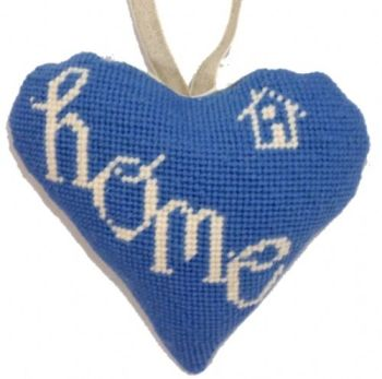 Home Lavender Heart Tapestry (Buy 2 for £27)