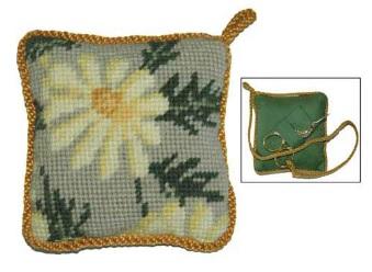 Marguerite Pin Cushion/Scissor Keep kit