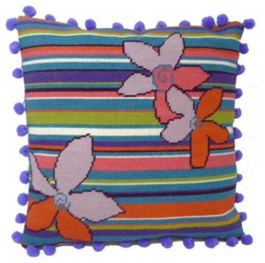 Retro Stripe Tapestry Kit