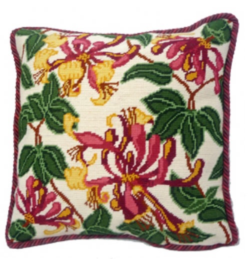 Pink Honeysuckle Tapestry Kit