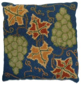 Grapevine Herb Pillow Tapestry