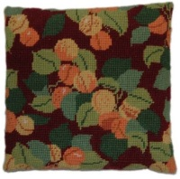 Apricots Herb Pillow Tapestry