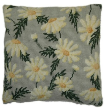 Marguerite Herb Pillow Tapestry