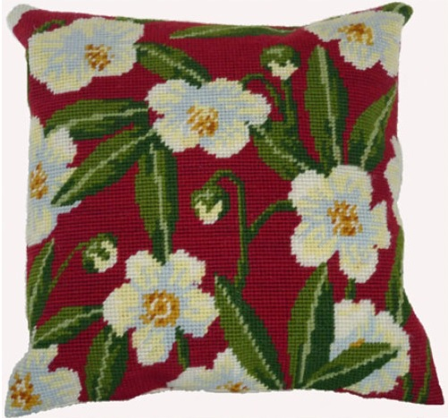 Wild Rose Herb Pillow Tapestry