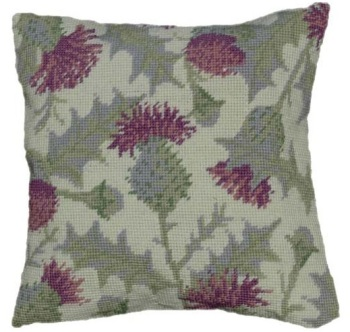 Thistle Herb Pillow Tapestry