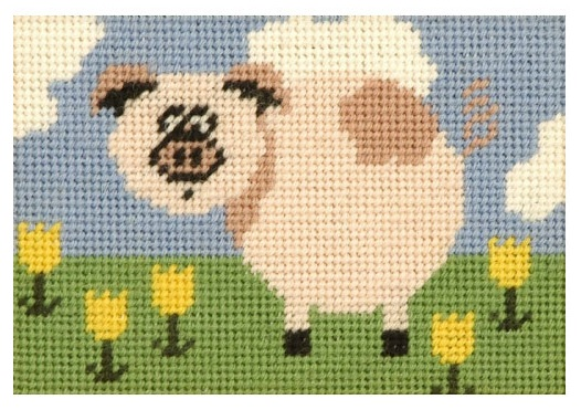 Penny Pig Beginners Tapestry